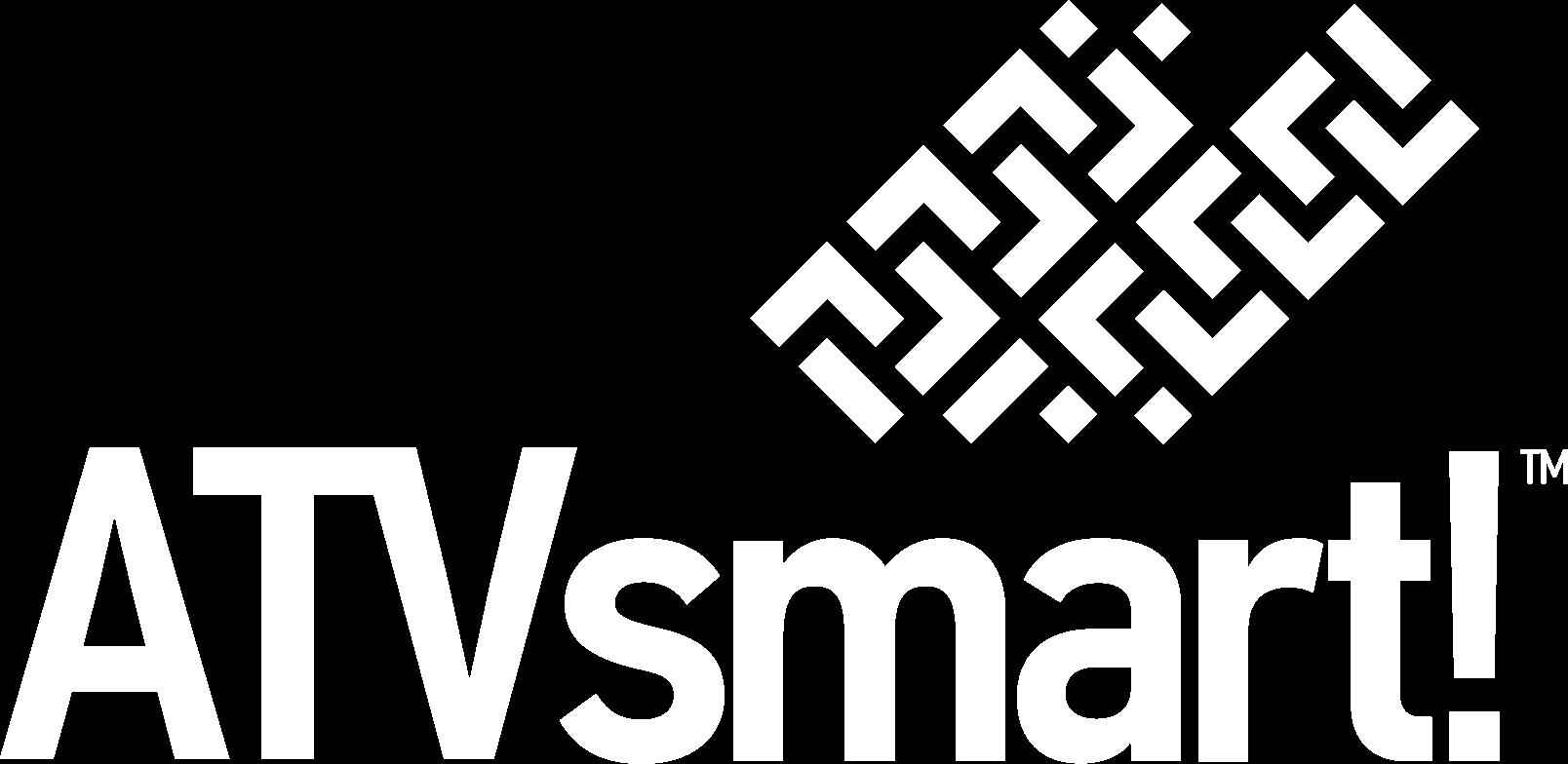ATVsmart! logo.