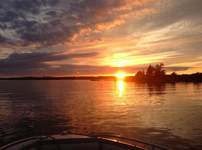 The Muskoka Lakes & Trent Severn Waterway Region (Ontario)