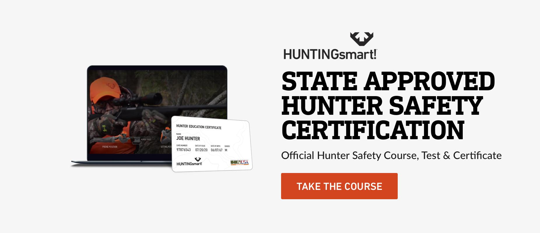 HUNTINGsmart!-Course