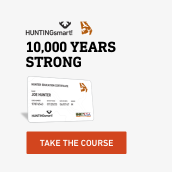 Take the HUNTINGsmart! Course